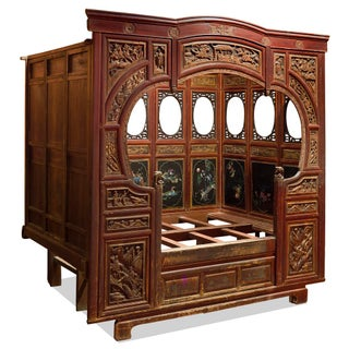Antique Imperial Palace Canopy Day Bed Preview