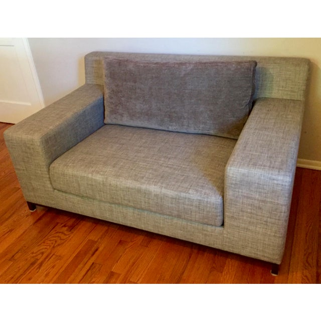 Contemporary Christophe Delcourt Ann Armchair For Sale In Los Angeles - Image 6 of 13