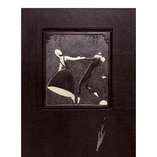 Erte (Romain de Tirtoff) Pas de Deux 1988 For Sale
