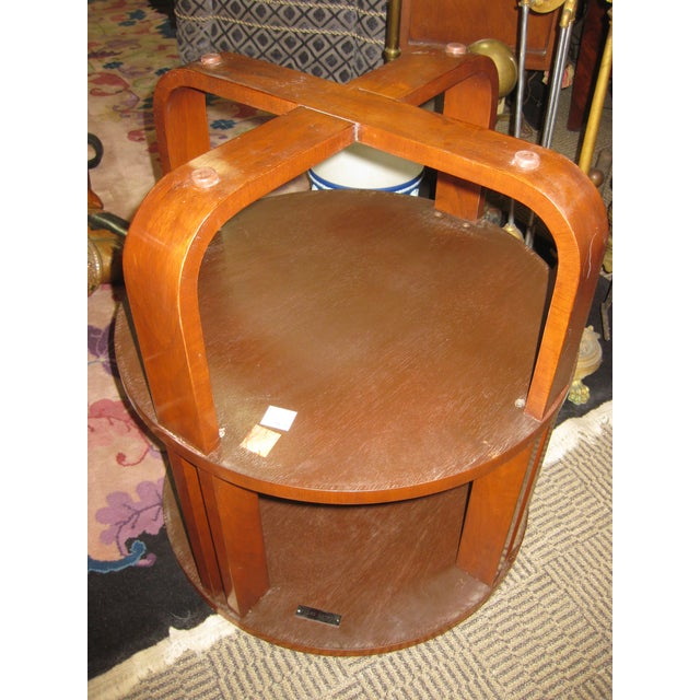 Ralph Lauren Modern Hollywood Lamp Table - Image 6 of 6