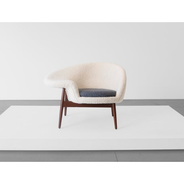 "Hans Olsen ""Fried Egg"" Chair, C. 1956 For Sale In Los Angeles - Image 6 of 6"