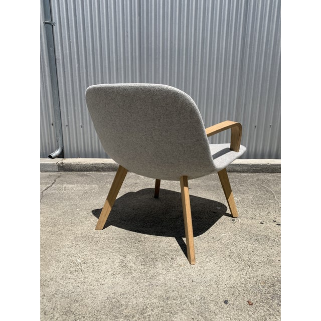 Modern Erik Jørgensen Eyes Lounge Chairs- a Pair For Sale - Image 3 of 7