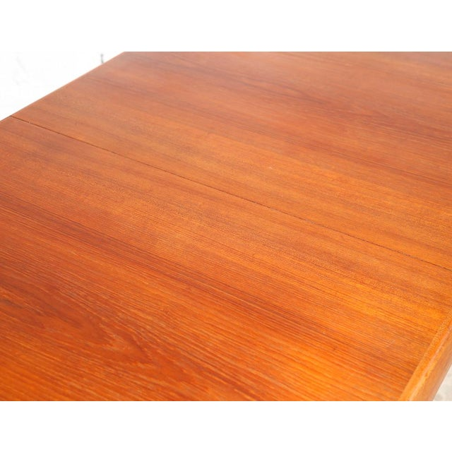 Danish Modern Dining Table - Image 5 of 11