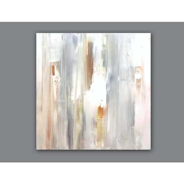 'GHOST RANCH' Original Abstract Painting by Linnea Heide - Image 6 of 8