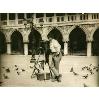 Photograph of Venice Photographer For Sale
