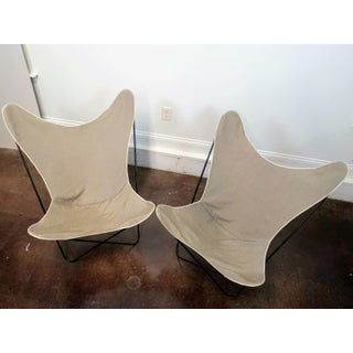 1960s Vintage Butterfly Chairs - a Pair Preview