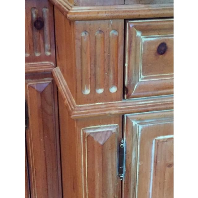 Thomasville Santiago Entertainment Center / Armoire For Sale - Image 9 of 11