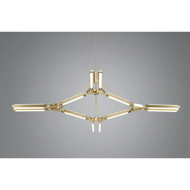Not Yet Made - Made To Order Pelle Pris Major Light Fixture For Sale - Image 5 of 5
