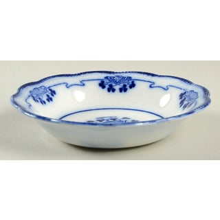 Antique Grindley Lorne (Flow Blue) Small Bowl - Set of 8 Preview