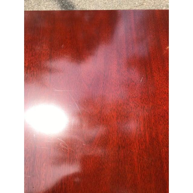 Kindel Furniture Traditional Cherry Side Board by Kindel For Sale - Image 4 of 11
