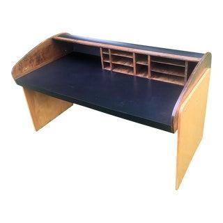 Mid-Century Modern Custom Writing Desk For Sale