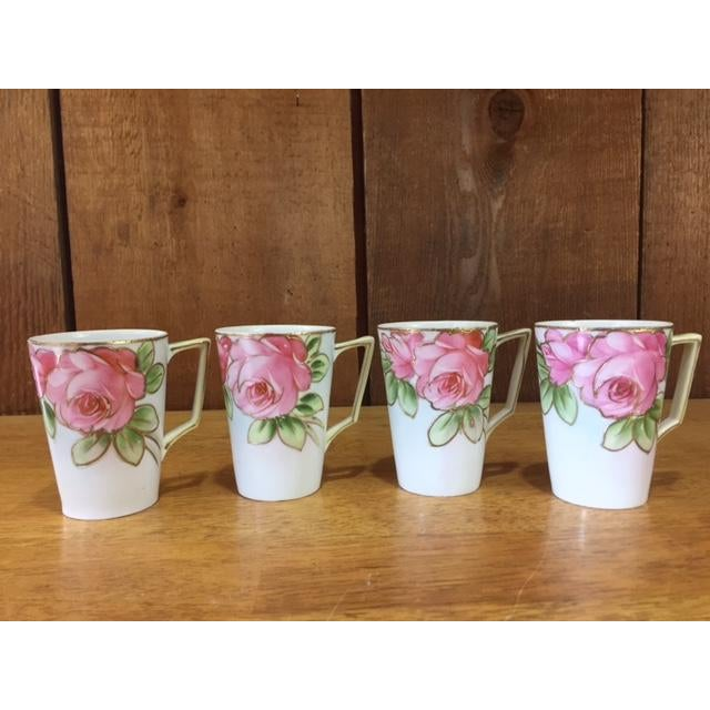 Cottage 1920s Te-Oh Nippon China Lemonade Set - S/5 For Sale - Image 3 of 11