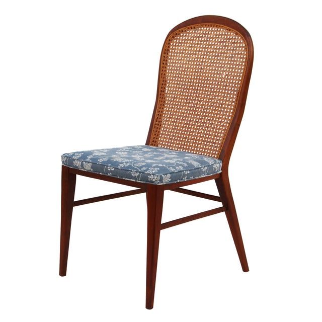 Paul McCobb Solid Walnut Dining Chairs - Set of 6 - Image 3 of 7