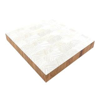 Solid Ash Yin Yang Cutting Board For Sale