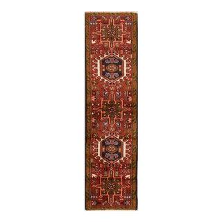 "Apadana - Vintage Persian Heriz Rug, 1'7"" x 6'3"""
