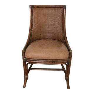 Palecek - Dining Chairs - Leather Seat - Set of 6 For Sale