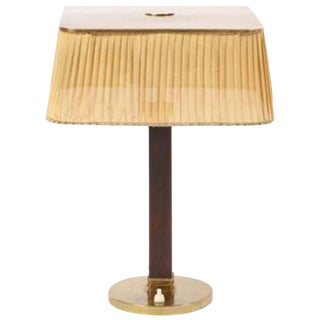 Table Lamp by Paavo Tynell for Taito Oy, Model 5066, Circa 1945 For Sale