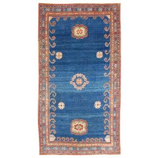 Kashgar Silk Rug - 7′1″ × 12′5″