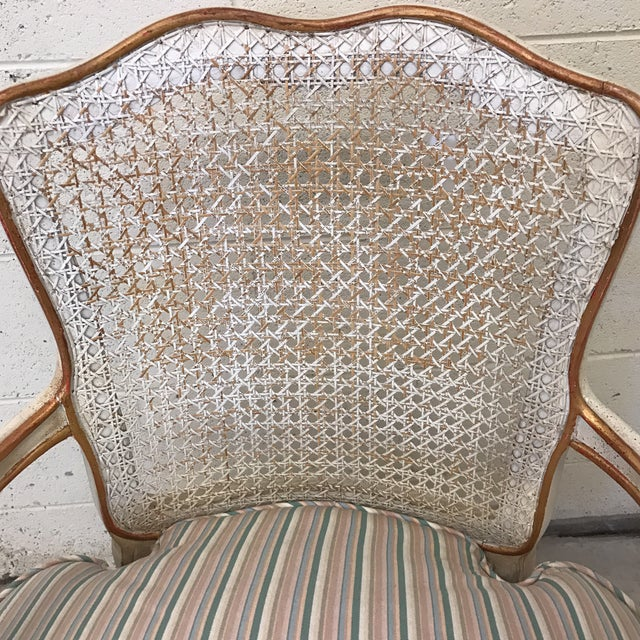 Fratelli Boffi Italian French Style Chair For Sale In Richmond - Image 6 of 11