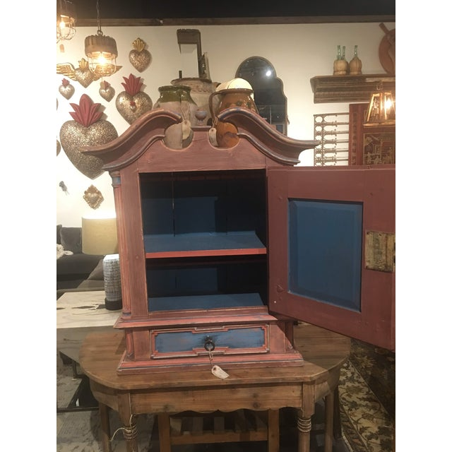 19th Century Antique Swedish Cabinet For Sale - Image 4 of 13