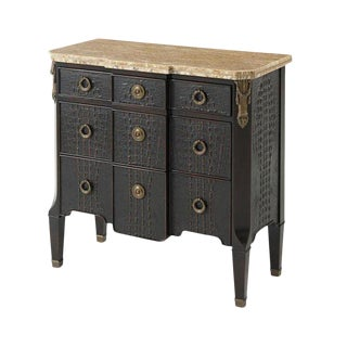 Empire Style Contemporary Chest of Drawers For Sale