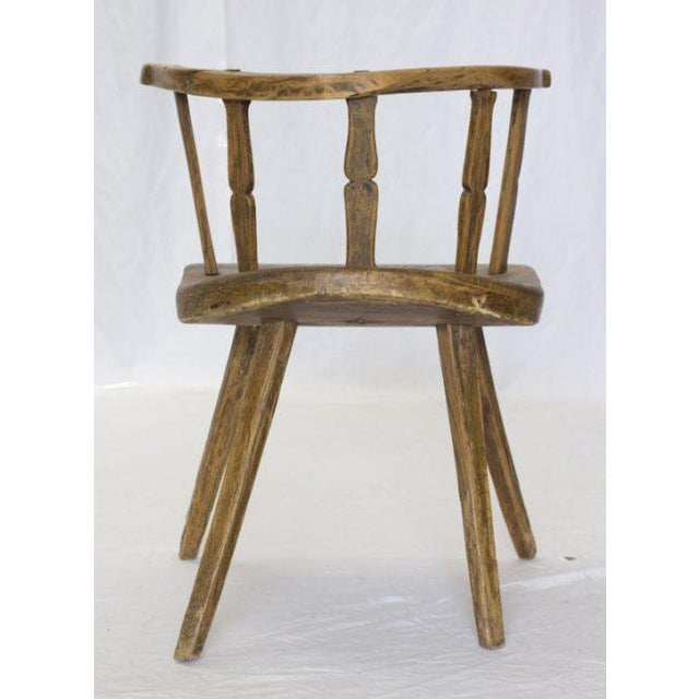 Early 19th Century English Cottage Chair For Sale - Image 5 of 8