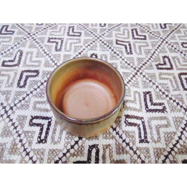 Modern Glazed Pottery Stoneware Platter & Dish - Image 6 of 8