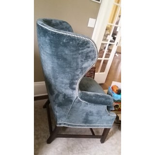 "Victoria Hagan Home Wainscott ""Wing Chair"" Preview"