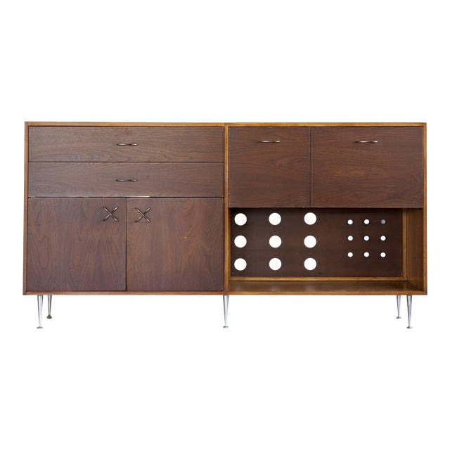 1970s Mid-Century Modern George Nelson for Herman Miller Credenza For Sale