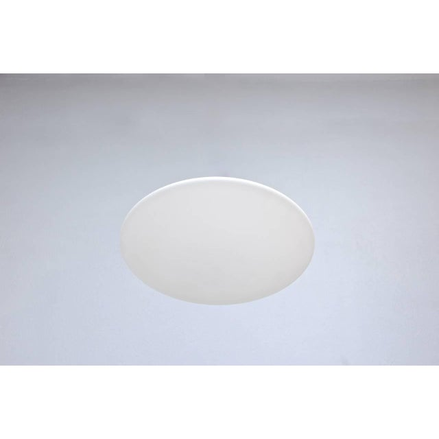 Large Arteluce Attributed Flush Mount For Sale - Image 10 of 10