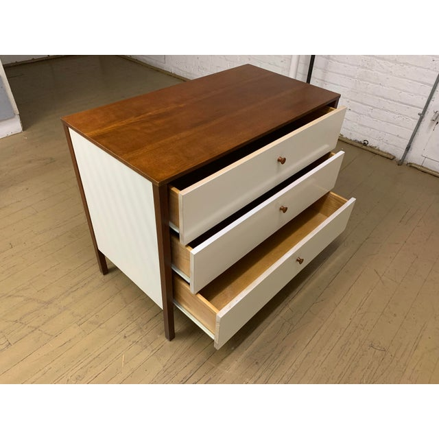 1960s Danish Modern Knoll Dresser or Nightstand For Sale - Image 10 of 13