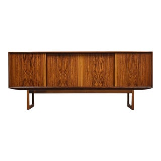 Rosewood Credenza by Axel Christensen for Aco Møbler For Sale