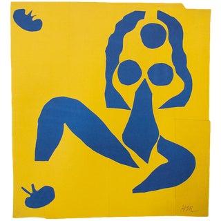 "Henri Matisse ""Frog"" First German Edition Poster For Sale"