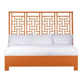Ohana Bed King - Orange For Sale