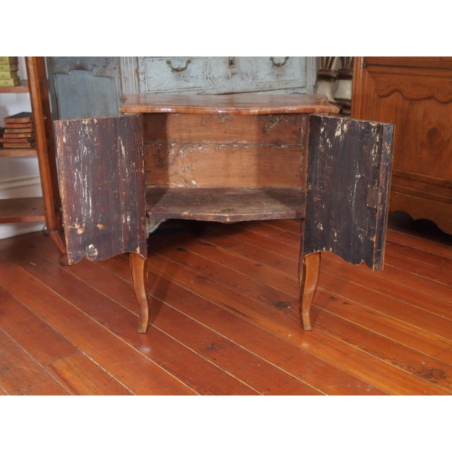 Petit Louis XV Cabinet For Sale In New Orleans - Image 6 of 12