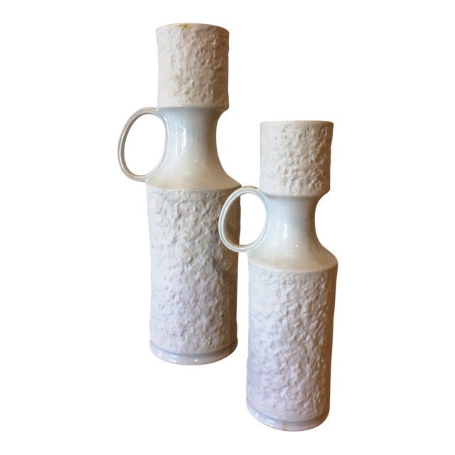 Vintage Rosenthal Vases A Pair Chairish