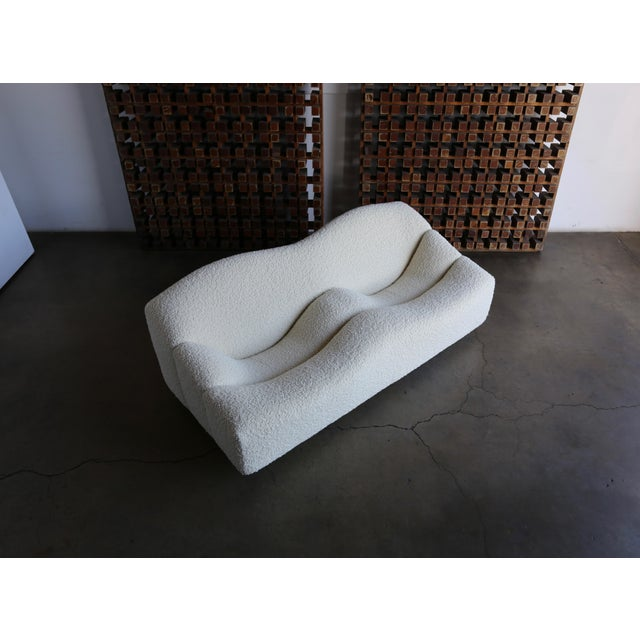 Textile Pierre Paulin Abcd Settee for Artifort Circa 1970 For Sale - Image 7 of 13