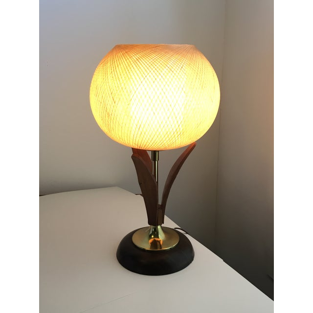 Mid-Century Spaghetti Table Lamp - Image 3 of 10