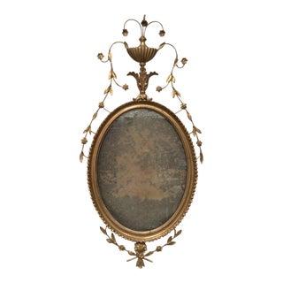 18th Century Antique Neoclassical Mirror