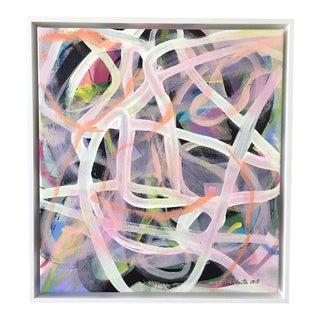 """Flowering Fog"" Jessalin Beutler Original Painting For Sale"