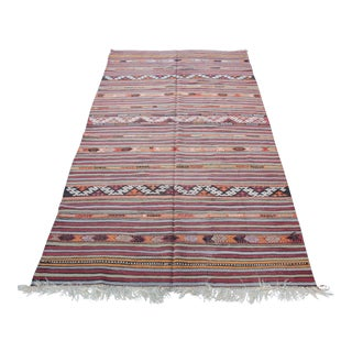 Turkish Decorative Kilims -11' 4'' x 5' 9''