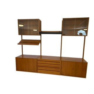 Poul Cadovius Teak Unit For Sale