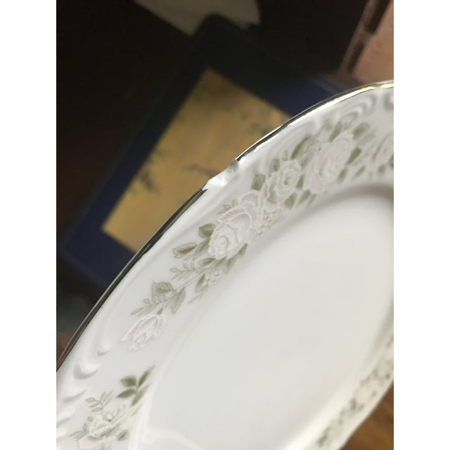 Classy ,Vintage Sheffield Fine China Classic 501 ,Reduced Set for 11 For Sale - Image 11 of 11