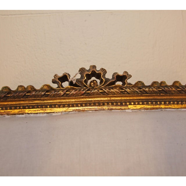 1880s French Settee For Sale In New Orleans - Image 6 of 7