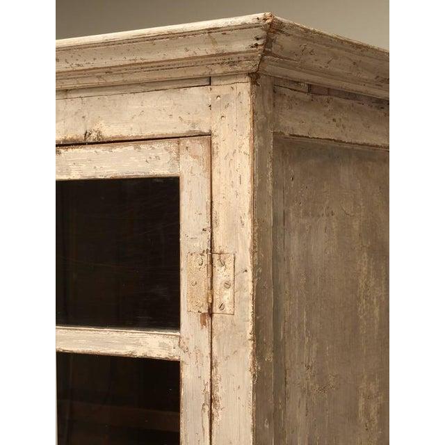 Original Paint Italian Boatyard Cabinet For Sale - Image 4 of 10