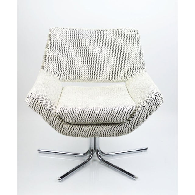 Comfy, cushy and fun! And it spins! Everyone drops into this chair and wants to stay! A perfect gaming chair. Probably...
