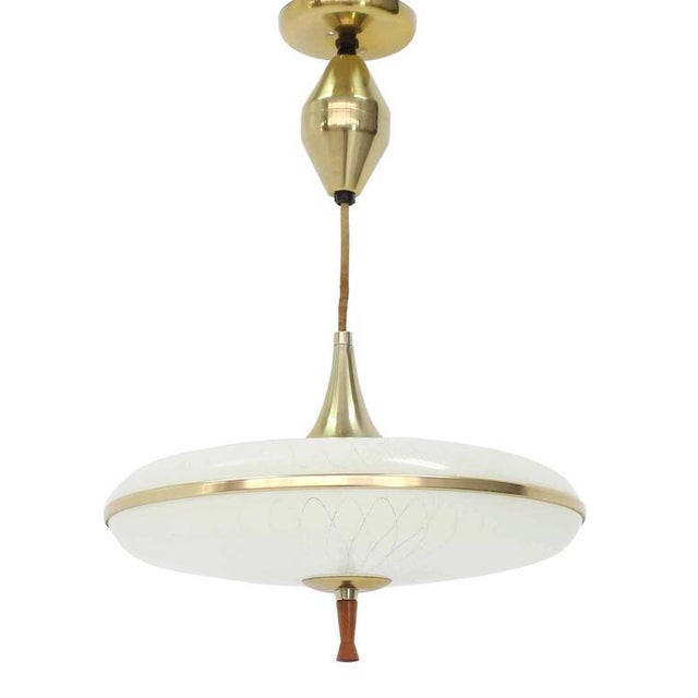 Retractable Adjustable Height Light Fixture For Sale In New York - Image 6 of 10