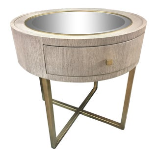 Contemporary Century Kendall Accent Table For Sale