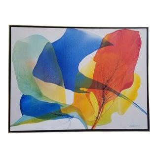 Honey W. Kurlander Expressionist Painting