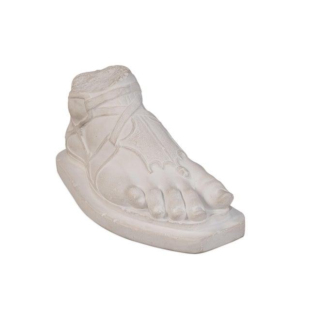 Sarreid Ltd Plaster Spartan Foot Model - Image 2 of 7